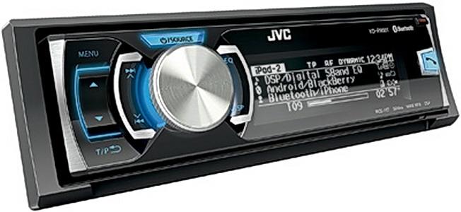 Автомагнитолы (без видео) JVC